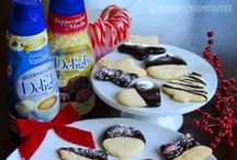 Holiday Baking / Warm and cozy recipes made with International Delight!  Enjoy! / by International Delight