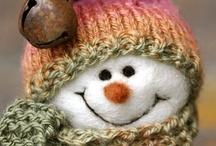Snowman / by Raewyn Todd