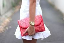 Fashion - Style - Trends / Inspiration for your personal style. Details of fashion trends.