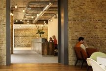 Creative Places and Spaces / Take a look at some creative workspaces we find inspiring!