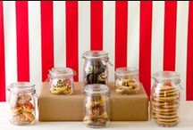 DIY Cookie Bar Ideas / How to make your own cookie bar, start to finish. Check out our board to find how to make your own ice cream, get inspired by a variety of color schemes and party themes!