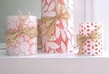 Homemade gift ideas / by Ashley Hill