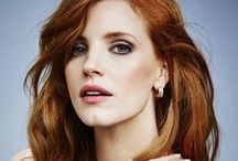 Jessica Chastain / by Alesia