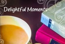 Delightful Moments / Share with us your favorite coffee moments! / by International Delight