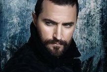 Richard Armitage / Richard Armitage is a highly-respected stage, television, and film actor who is finally getting the recognition he deserves in America.  Although most recently noted for his portrayal of Thorin Oakenshield in Peter Jackson's The Hobbit trilogy, his performances  on British telly have earned him a loyal following.  This summer, he'll surely gain an even larger following when he stars as one of literature's scariest villains--the Red Dragon--in the highly-anticipated season three of Hannibal. / by Alesia