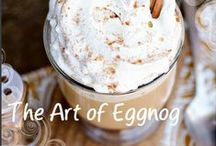 The Art of Eggnog and Holiday Cocktails / Looking for delicious and delightful holiday inspired cocktails? Do you love cooking with eggnog during this season? International Delight is here to help with a board full of festive recipes and ideas.  / by International Delight
