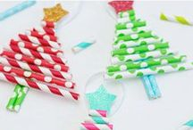 Paper Straw Crafts
