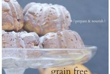Food: Gluten Free Treats & Sweets / Gluten free treats to satisfy your sweet tooth.