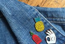 Badges and cute thing / Cute little bits and bobs
