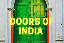 Doors Of India / The most artsy doors of India