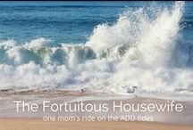 My Fortuitous Life / by Lollie - Fortuitous Housewife