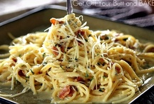 FOOD ~ Pasta / Pasta dishes that sound yummy but we have not made the dish yet / by Bentley Affendikis, REALTOR®