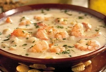 FOOD ~ Soups and Stews / Soups and Stews that looked great to us! YUM! / by Bentley Affendikis, REALTOR®
