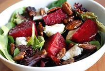 FOOD ~ Salads / by Bentley Affendikis, REALTOR®