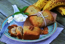 FOOD ~ Breads, Sweet and Savory / by Bentley Affendikis, REALTOR®