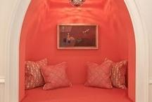 HOME ~ Window Seats/Nook / by Bentley Affendikis, REALTOR®