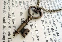 lock & key ♥ / by Anne Brown