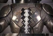 Pacific Rim - Drivesuits / Jaeger pilot suits
