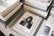 books + magazines / by Ashley Tarr