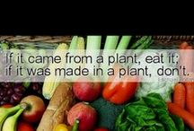 Food is Medicine / When using Food as Medicine we normally refer to foods which are ORGANIC, non-GMO, grassfed, locally available, affordable, sustainable and able to prepare in a variety of ways.