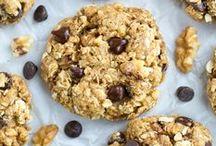 Cookie Monster / Cookies, nom