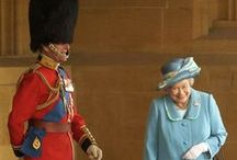 Her Majesty, The Queen / A living icon. What a remarkable woman. / by Jamie Clark