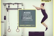 Learning Wellness / Tricks and Tips for your daily workout / by Technogym