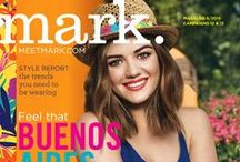 """Buenos Aires Collection Magalog 6, 2015 from mark. by Avon! / MOST PRODUCTS ON THIS BOARD ARE NO LONGER AVAILABLE FOR SALE Every year mark. takes us on an instant vacation to an amazing travel destination! This year we are off to Buenos Aires!!! Shop the mark. boutique inside my Avon eStore under the """"brands"""" tab. Shipping is FREE with $40 orders! www.youravon.com/ericagerlemann"""