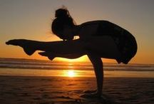 Namaste / Yoga flow's to-try & goal poses