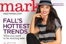 """Fall's Hottest Trends Collection Magalog 10, 2015 from Avon mark.! / MOST PRODUCTS ON THIS BOARD ARE NO LONGER AVAILABLE FOR SALE What's trending this Fall at mark.? Menswear with a feminine twist + black, gray, and goldtone shades! Shop the mark. boutique inside my Avon eStore under the """"brands"""" tab. Shipping is FREE with $40 orders! www.youravon.com/ericagerlemann"""