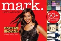 """All That Glitters Collection Magalog 13, 2015 from Avon mark.! / MOST PRODUCTS ON THIS BOARD ARE NO LONGER AVAILABLE FOR SALE Party looks for you & gift ideas for her, mark. has the Holiday trends you want to wear and give this season! Shop the mark. boutique inside my Avon eStore under the """"brands"""" tab. Shipping is FREE with $40 orders! https://ericagerlemann.avonrepresentative.com/"""