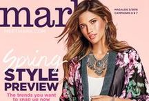 """Spring Style Preview Collection Magalog 3, 2016 from Avon mark.! / MOST PRODUCTS ON THIS BOARD ARE NO LONGER AVAILABLE FOR SALE Spring is in the air with floral prints and pastel beauty! These new style pieces will help you transition your wardrobe from Winter to Spring! Shop the mark. boutique inside my Avon eStore under the """"brands"""" tab. Shipping is FREE with $40 orders! https://ericagerlemann.avonrepresentative.com/"""