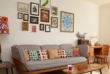 New home Decor / by Vintage Shop Etsy Vintage Hip Cat Retro-Vintage  (Jan McGinnis)