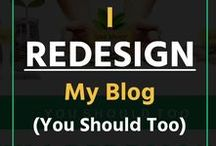 Blogging! / An inside to the blogging world. Tips of to generate more traffic, conversion, design, article writing and more so you can succeed with your blog.