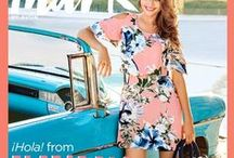 Instant Vacation Havana Sol Collection Magalog 6, 2017 from mark. By Avon! / Every year mark. By Avon takes us on an instant vacation to an amazing travel destination! This year we are off to Havana, Cuba!!! Shop the mark. boutique inside my Avon eStore. Shipping is FREE with $40 orders! https://ericagerlemann.avonrepresentative.com/