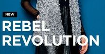 """Rebel Revolution Collection 2018 from mark. By Avon! / Winter isn't over yet, but the season's coolest trends will get you through! The 90s are """"in"""" with choker necklaces, bodysuit, slip dress, denim jacket, + more! Shop the mark. By Avon boutique inside my Avon eStore. Shipping is FREE with $40 orders! https://ericagerlemann.avonrepresentative.com/"""