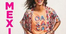Let's Go To Mexico Collection 2018 from mark. By Avon! / Why Oaxaca? (wah-ha-ka) The colorful street art and culturally vibrant people of Oaxaca, Mexico inspired our latest mark. collection full of florals, bright hues, and tassel and texture details. Shop the mark. By Avon boutique inside my Avon eStore. Shipping is FREE with $40 orders! https://ericagerlemann.avonrepresentative.com/