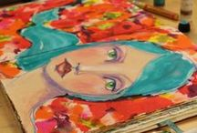 art journals etc / by Rene
