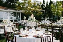 Real Weddings / Events that The Rental Company has coordinated and provided products for.