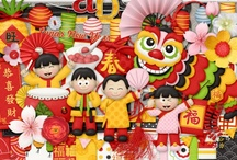 Chinese New Year / by Chris Rogers-White