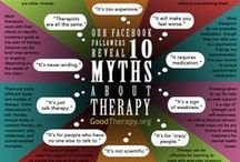 Infographics and Statistics / by GoodTherapy.org