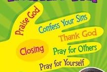 Sunday School/ Bible School/ Church  / by Chris Rogers-White