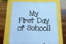 BEGINNING OF THE SCHOOL YEAR  / by Chris Rogers-White