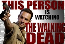 The Walking Dead Humor / A board for true hardcore TWD fans with memes that only we get  / by Luzdell Cielo