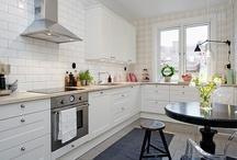 White Modern Dream Kitchen