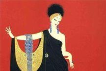 2013 Theme - Jazz Moderne: Art Deco & the Avant Garde