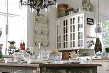 dream kitchen / the most beautiful spaces for creating new recipes and making memories with friends and family.