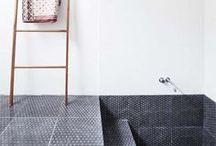 B A T H E / Bathroom ideas / by L A     C R E A T I V E