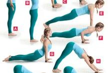 stretches and stuff / stretches, exercises and workouts, oh my / by kk martin