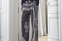 Trouser Lust / Wait, that sounds wrong. Special love for droopydrawers, mad prints & volume